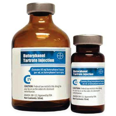 Butorphanol Tartrate Injection C IV