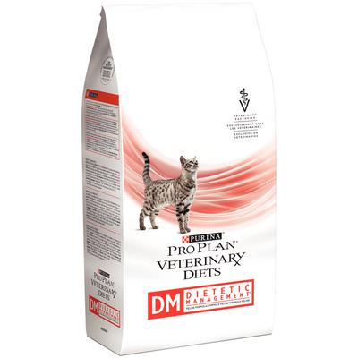 Purina® Pro Plan® Veterinary Diets DM Dietetic Management® Feline Formula