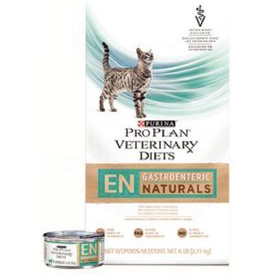 Purina® Pro Plan® Veterinary Diets EN Gastroenteric® Naturals™ Feline Formula