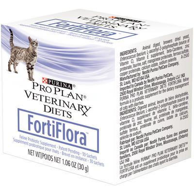 Purina® Pro Plan® Veterinary Diets Feline FortiFlora™