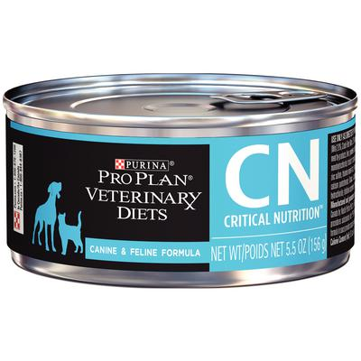 Purina® Pro Plan® Vet Diets CN Critical Nutrition™ Canine and Feline Formula