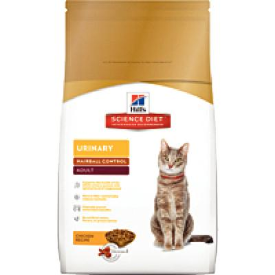 Hill's Feline Adult Urinary Hairball Control