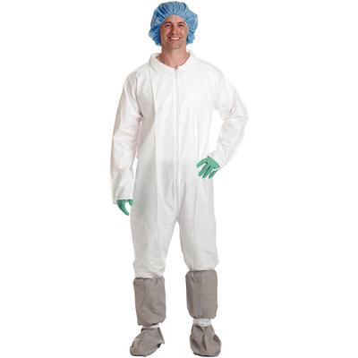 Microporous Breathable Coveralls