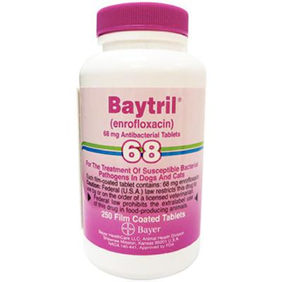 Baytril® Purple Tablets