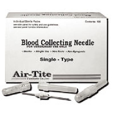 Air-Tite Vet Premium Blood Collecting Needle