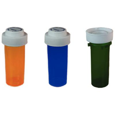Five Star Reversible Vials with Dual Purpose Caps