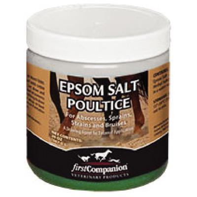 First Companion Epsom Salt Poultice