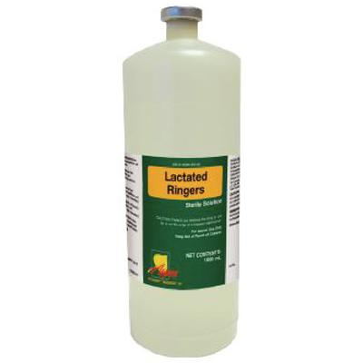 Lactated Ringer's Sterile Solution