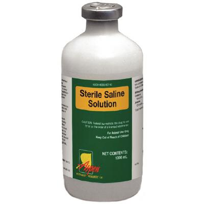 Sterile Saline Solution (RX)