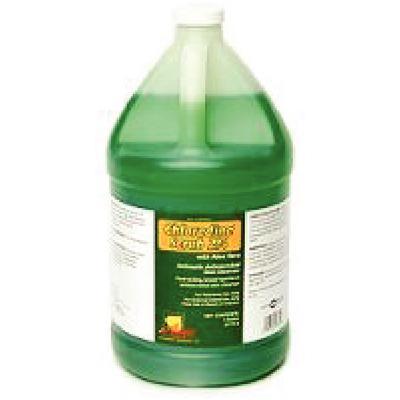 Chloradine Scrub