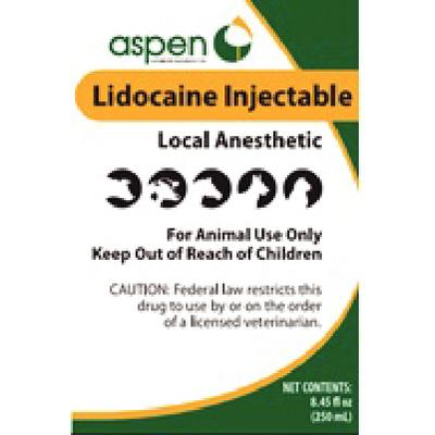 Lidocaine HCL 2% Injection