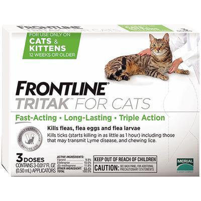 Frontline® Tritak™ for Cats