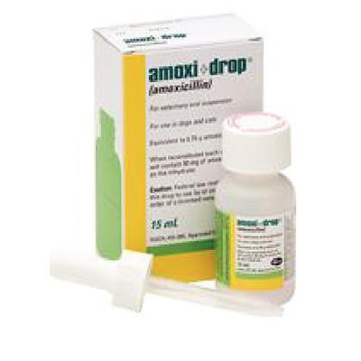 Amoxi-Drops® 50 mg