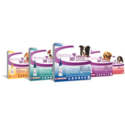 Vectra 3D™ for Dogs and Puppies