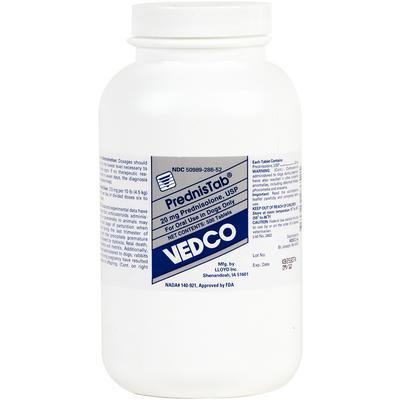 PrednisTab® (Vedco)