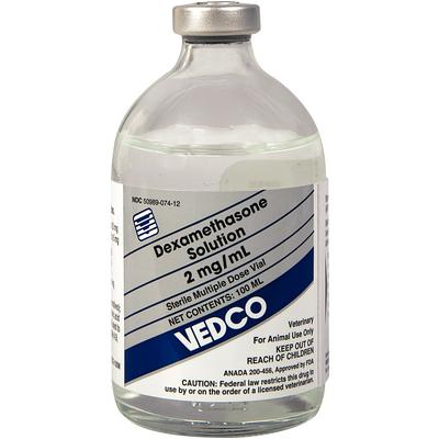 Dexamethasone 2 mg Injection (Vedco)