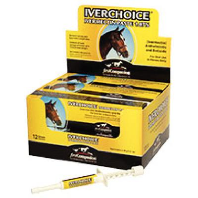Iverchoice® Equine Paste 1.87% (First Companion)