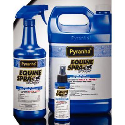 Pyranha® Equine Spray & Wipe™