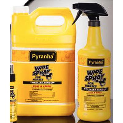 Pyranha® Wipe N' Spray™