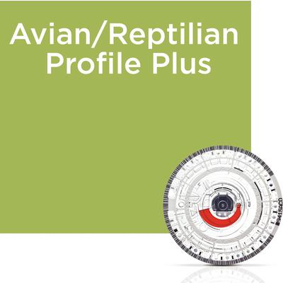VetScan Avian/Reptilian Profile Plus