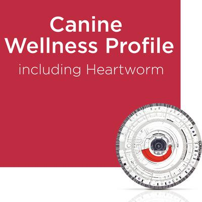VetScan Canine Wellness Profile