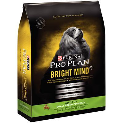 Pro Plan® Bright Mind Adult 7+ Small Breed Formula
