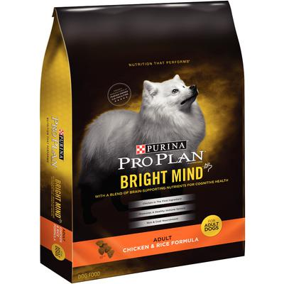 Pro Plan® Bright Mind Adult Chicken and Rice Formula