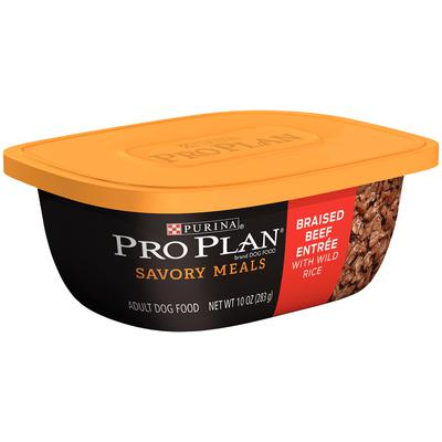 Pro Plan® Savor™ Adult Canine Savory Meals