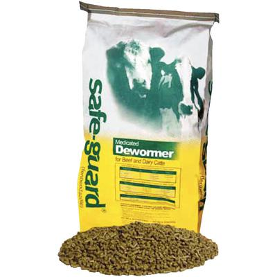 Safe-Guard® Top Dressing Pellets