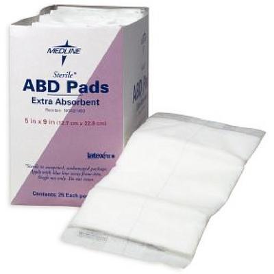 Sterile Abdominal Pads