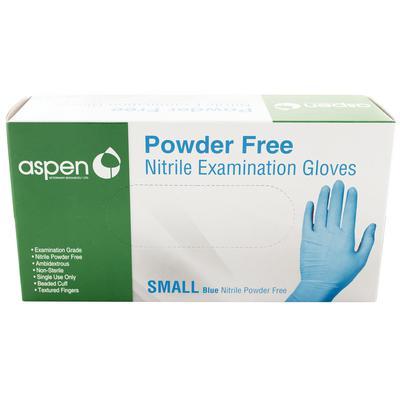 Aspen Nitrile Exam Gloves