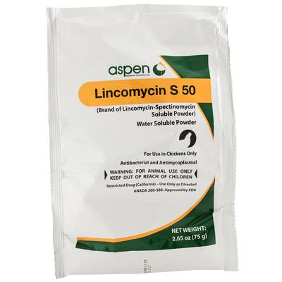 Lincomycin Spectinomycin 50 Soluble Powder