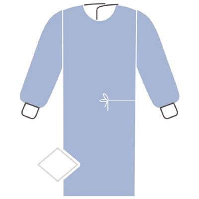 Alleset® Sterile Surgical Gown - Non-Reinforced