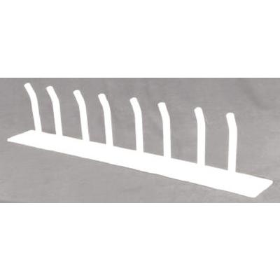 Eight Peg Apron Rack