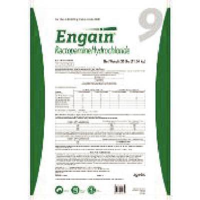 Engain 9 (Ractopamine Hydrochloride)