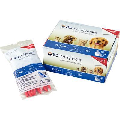 BD™ U-40 Insulin Syringe