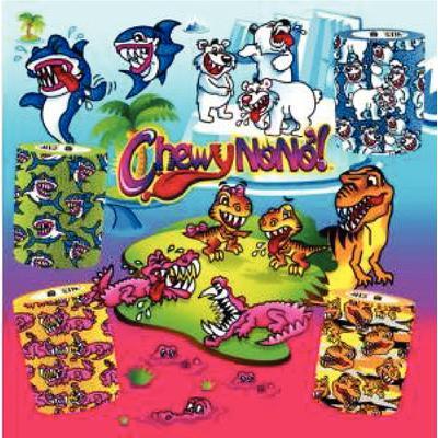 Rapz™ Chewy No No Big Biters