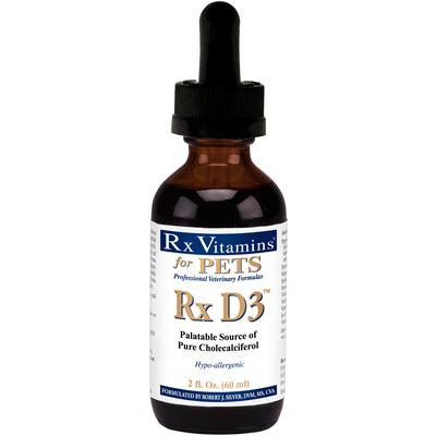 Rx D3™ Liquid Supplement