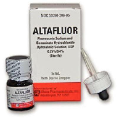 Alta-Fluor Ophthalmic Drops