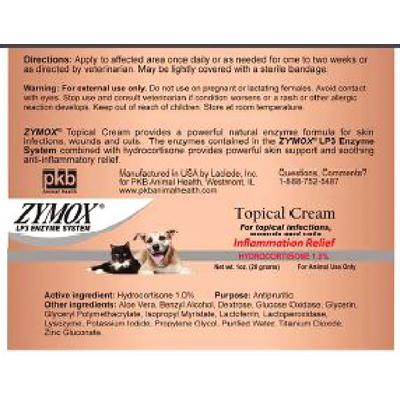 Zymox® Topical Cream
