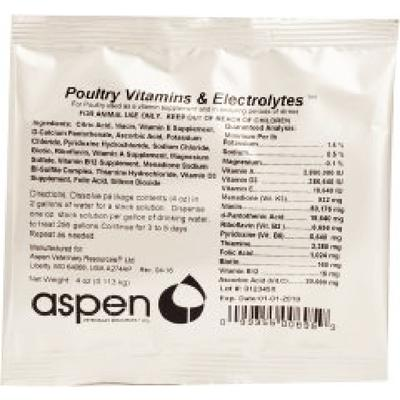 Poultry Vitamins & Electrolytes