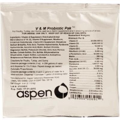V & M Probiotic Pak™