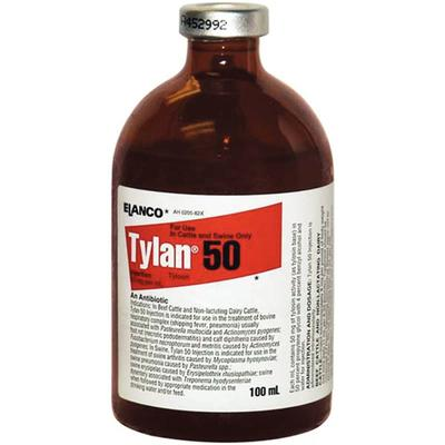 Tylan® 50 Injectable