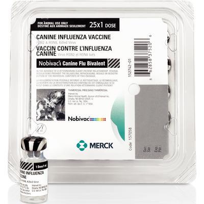 Nobivac® Canine Flu Bivalent