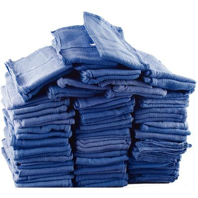 TOWEL O.R. BLUE COTTON CA100