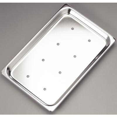 HI SIDE TRAY PERF 12X7-3/4X2