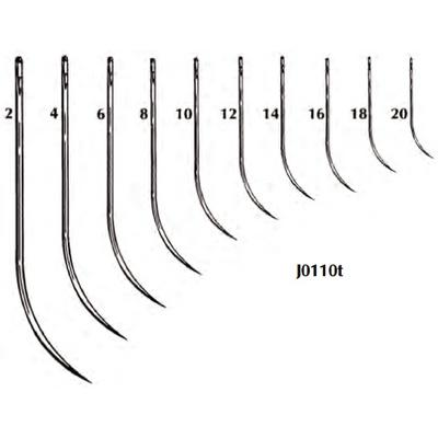 Half Curved Triangular Suture Needle