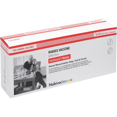 Nobivac® 1-Rabies Vaccine
