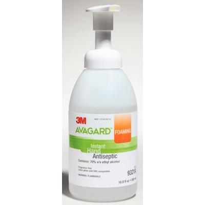 3M™ Avagard™ Foaming Instant Hand Antiseptic Pump