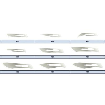 Feather® Conventional Sterile SS Surgical Blades